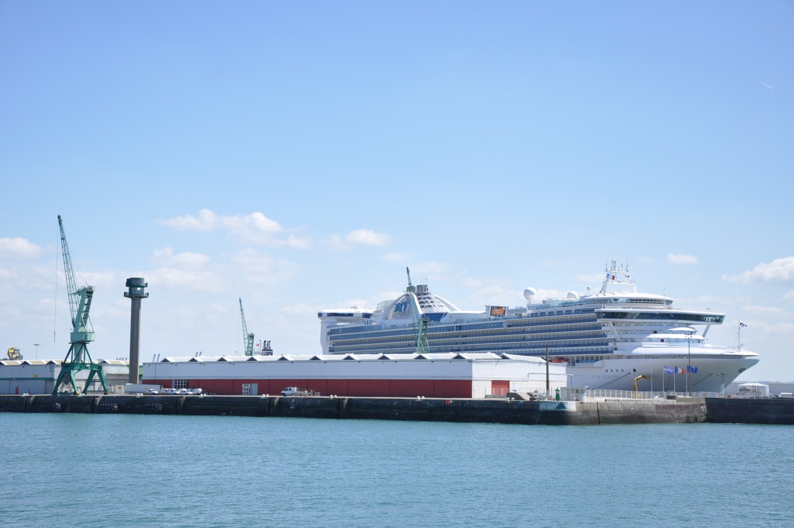 Star_princess_(port_of_Le_Havre)